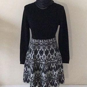 Knit dress by Cynthia Rowley